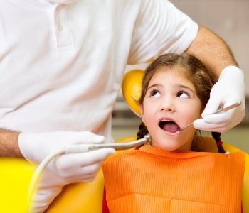 Dentistry services for kids from dentist in Greensboro