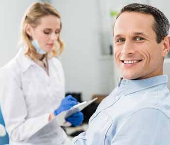 Oral sedation can be used in combination with nitrous oxide and/or numbing injections.