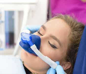 Dr. Steven Hatcher offers nitrous oxide gas as well as oral conscious sedation.