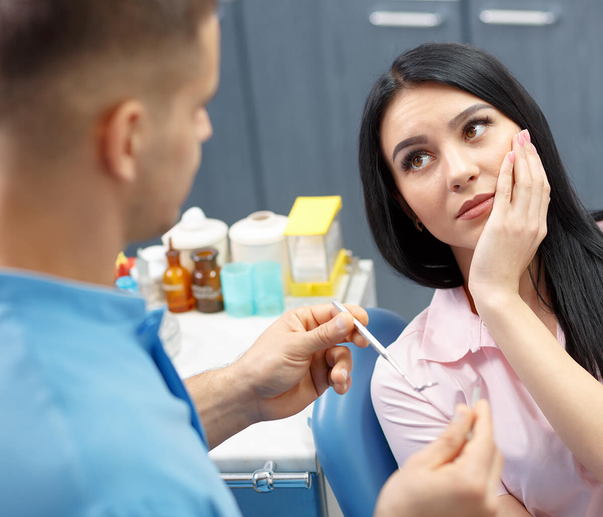 Wisdom Teeth Extraction in Greensboro Area